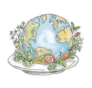 La cucina dal mondo