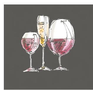 Percorso di degustazione vino, birra e distillati