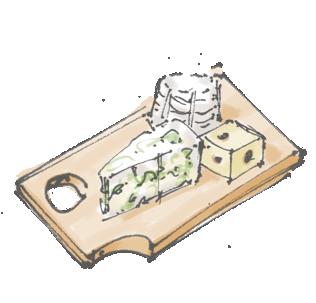 Le autoproduzioni come pratica di libertà: I formaggi vegetali