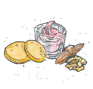 Dolci di autunno vegane gluten free