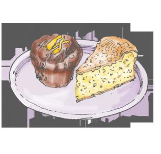 La pasticceria naturale e gluten free: Impasti soffici