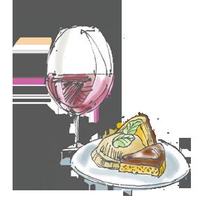 Abbinamento vino e dolci vegan e glutenfree