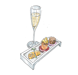 Idee stuzzicanti per un aperitivo gourmet
