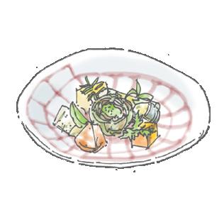 Un piatto veg equilibrato in 30 minuti: Autunno